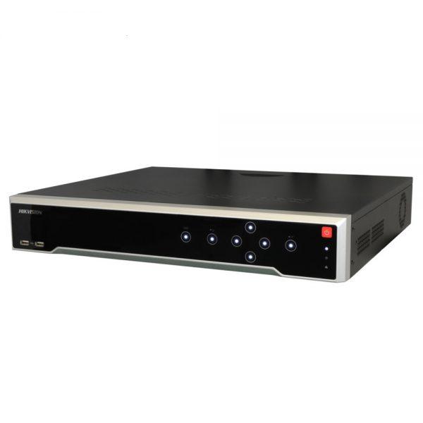 دستگاه ضبطکننده تحت شبکه 32 کانال هایکویژن مدل DS-7732NI-K4/16P